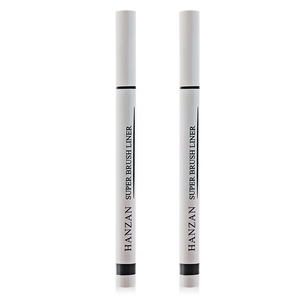 Professional Waterproof Fluent Eyeliner Long Lasting Natural Cosmetic Makeup