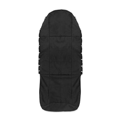 TIROL T24324 Car Seat Cover Water Resistant Storage Pockets