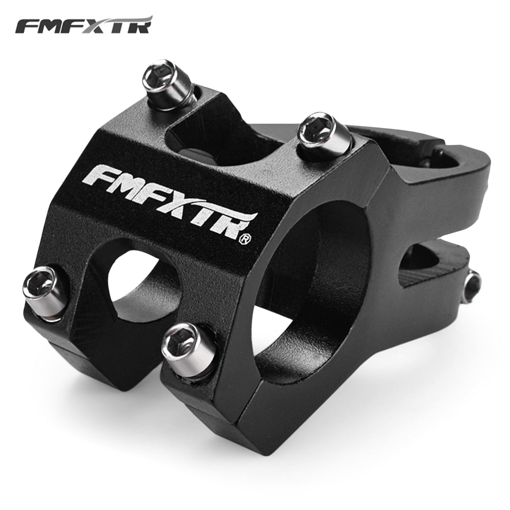 FMFXTR 31.8mm Aluminum Alloy Bicycle Stem High Strong CNC Machined Bicycle Stem MTB Mountain Road Bar Handlebar Rods