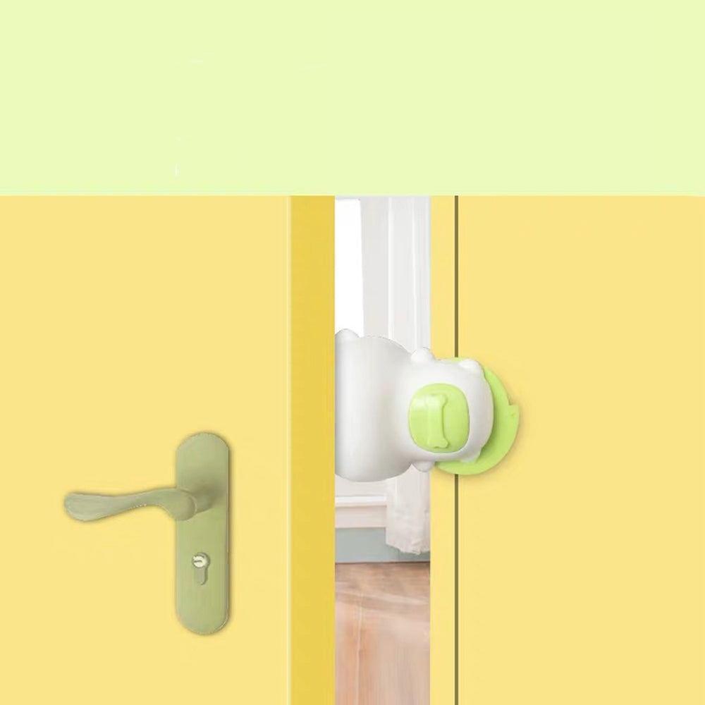 TUSUNNY CH024 1pc Baby Safety Door Card