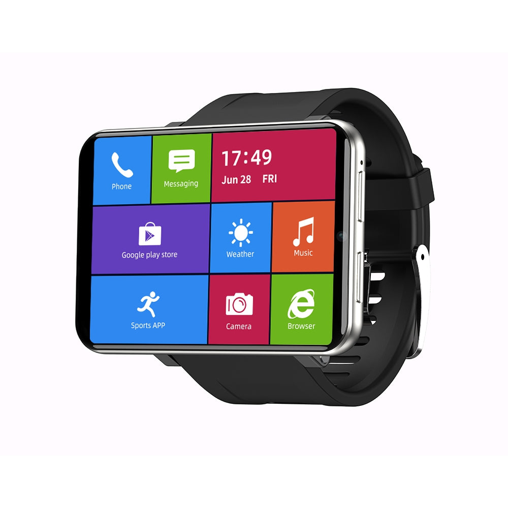 Ticwris Max 4G Smart Watch Phone Face ID, Large Battery and Memory