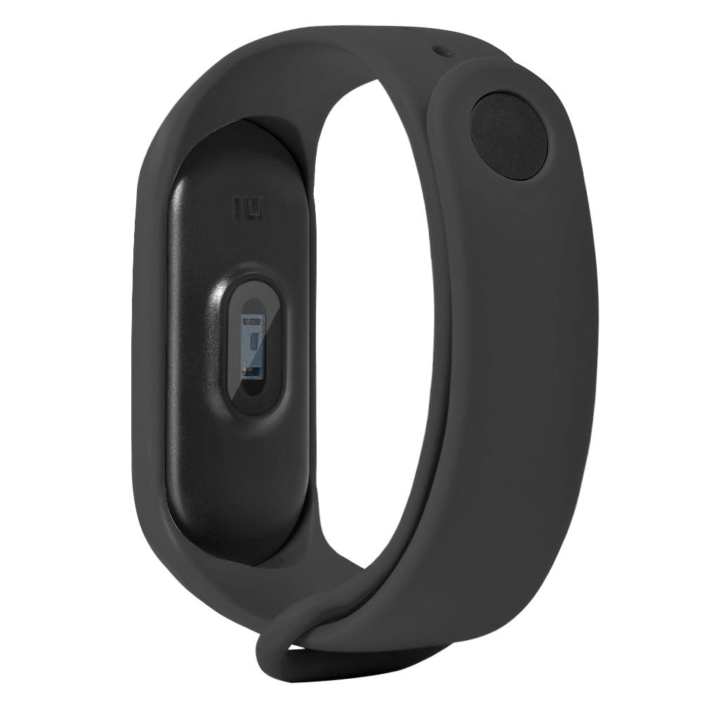 Replaceable Silicone Wrist Strap Smart Wristband for Xiaomi Mi Band 4 /Mi Band 3