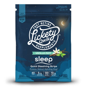 SLEEP Vanilla Mint Family Pack