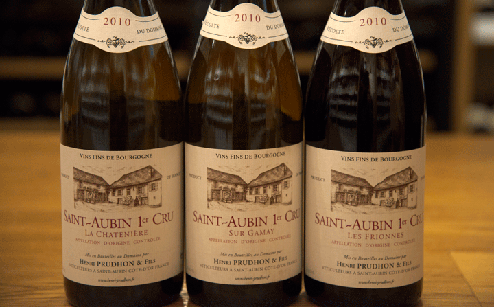 Edges of Burgundy: Saint-Aubin
