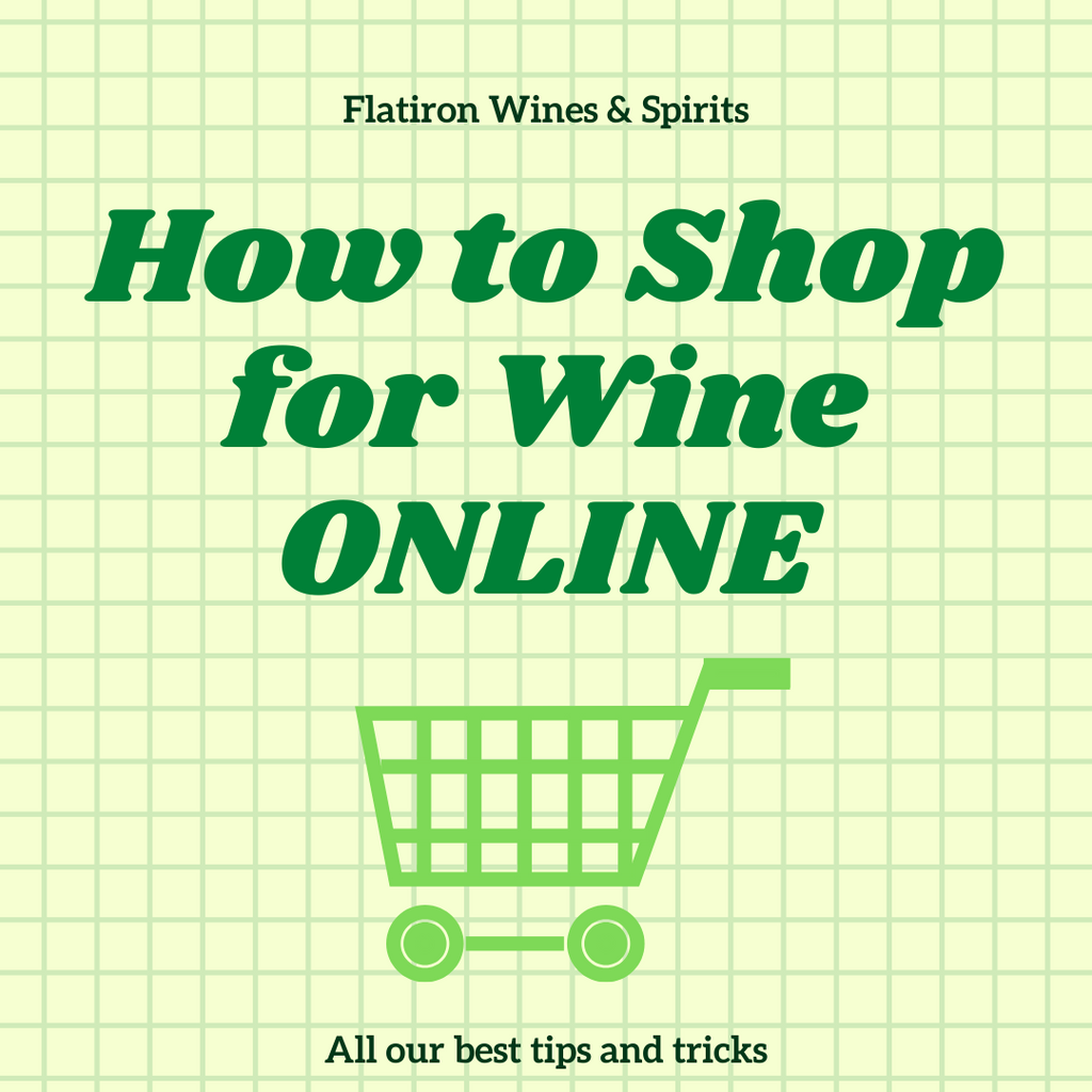 Five Tips for Buying Wine Online