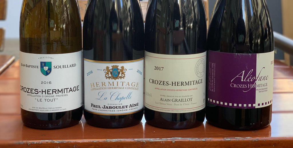 Simple Guide to Hermitage Wine Region