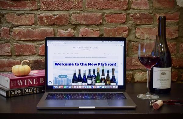 Flatiron-Wines.com, New and Improved!
