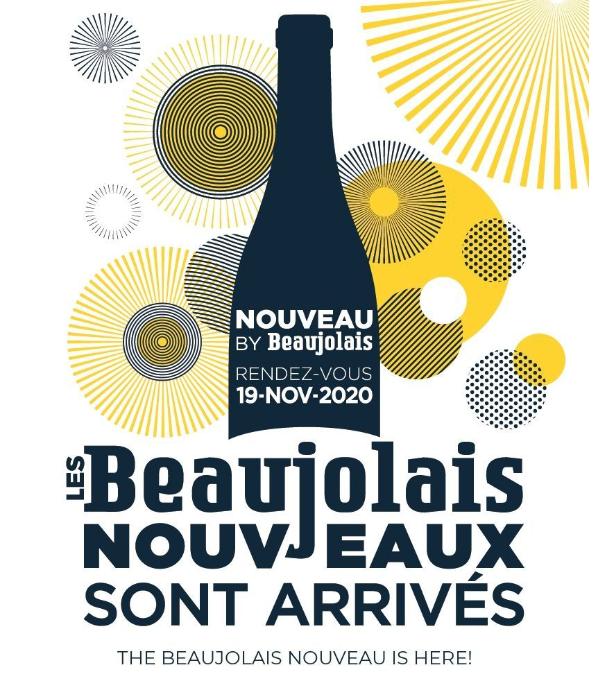 (Beaujolais) Nouveau 2020 is here!