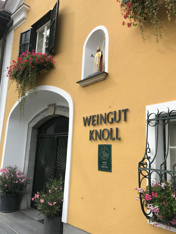 Weingut Knoll Vineyard