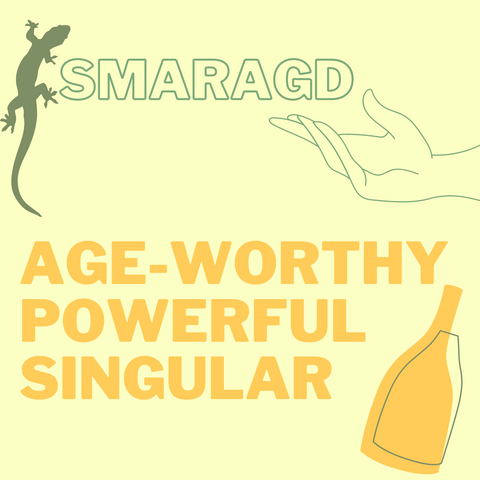 Smaragd Style Graphic