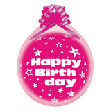 R145-984 - Stufferballons Happy Birthday Sterne