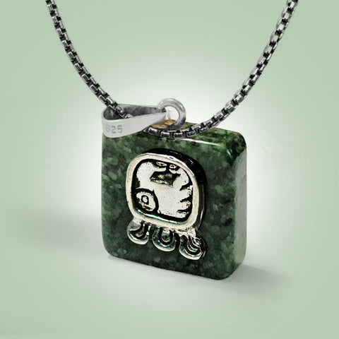 Kej Glyph Necklace