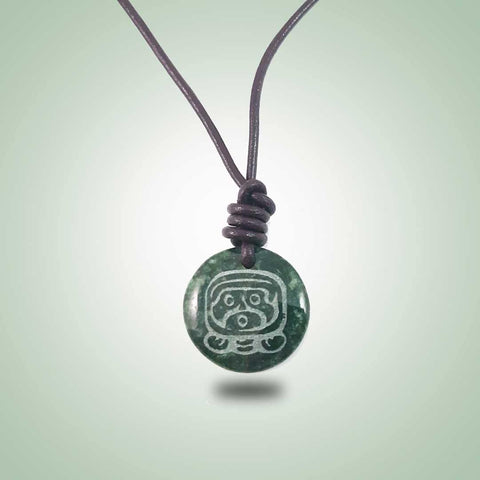 Ajpu Leather Necklace (26mm)