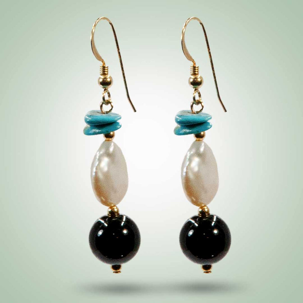 Catrine Earrings - Jade Maya