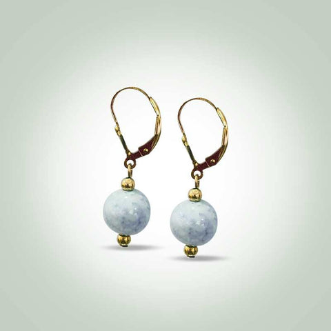 Lavender Prime Earrings