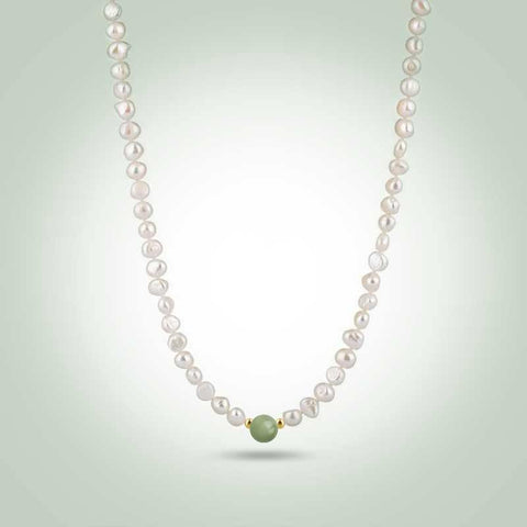 Louise Necklace - Jade Maya