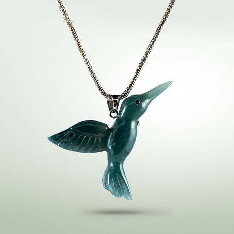 Wind Bird Pendant