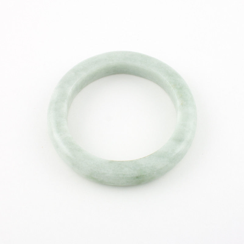 Light green Jade timeless Bangle