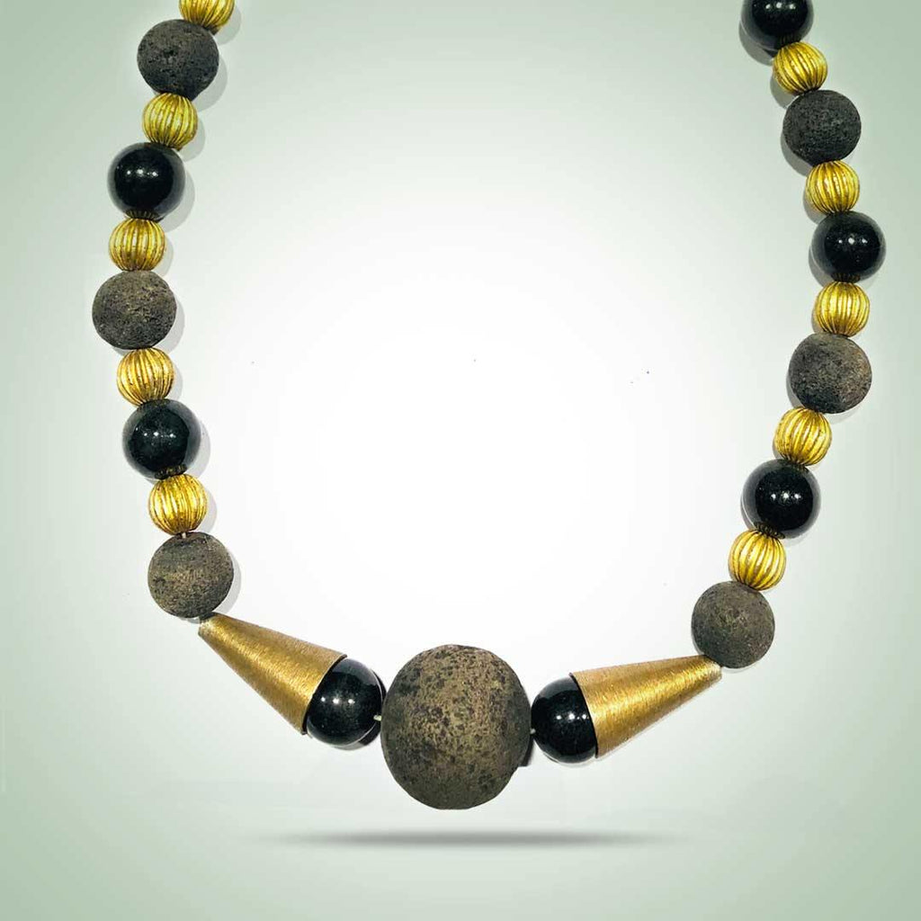 Magma Necklace - Jade Maya