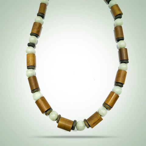 Timber Necklace