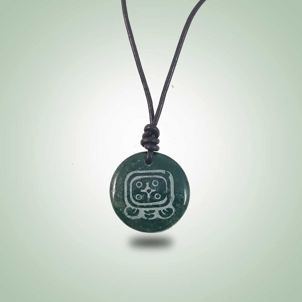 Q'anil Leather Necklace (26mm)