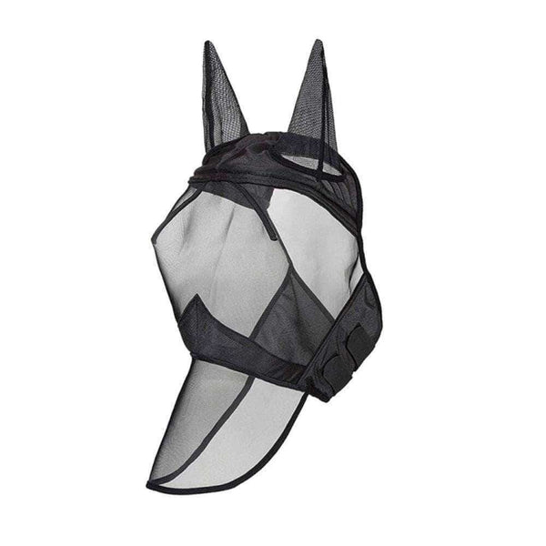 ActiveAssets Horse Fly Mask, Full Face Cover with Ears and Nose Extension Anti Mosquito - Ooala
