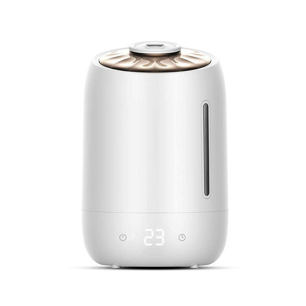 AiryMist AU AiryMist Air Humidifier | Air Purifying Mist Maker with Intelligent Screen, White OODS0000976