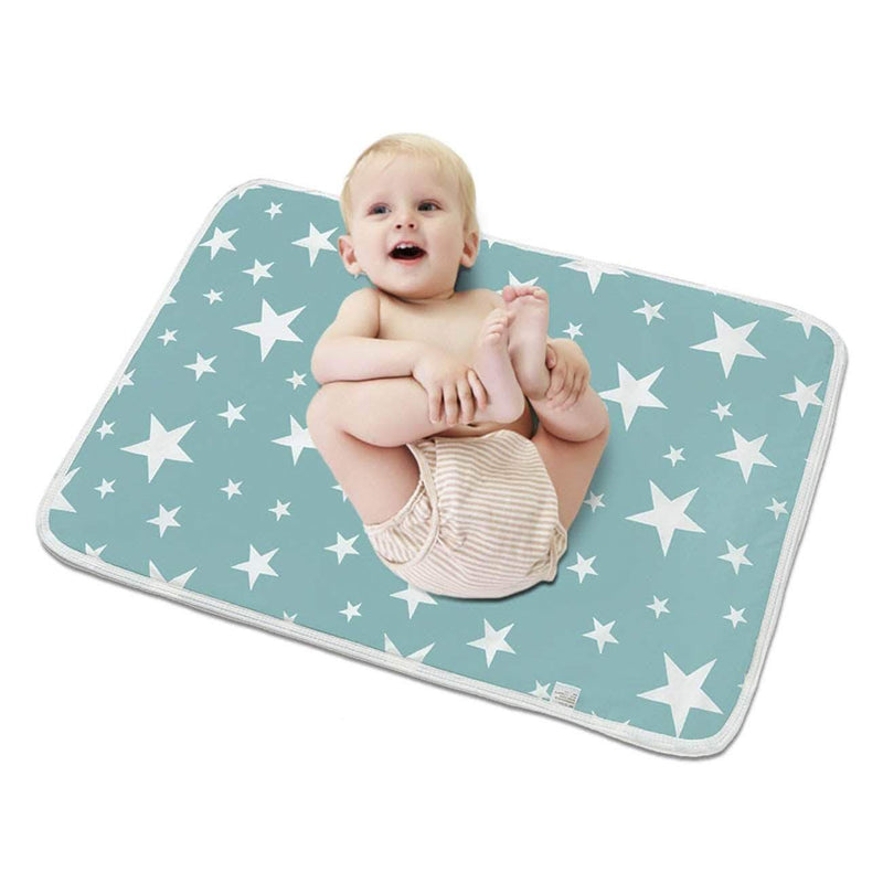 Goroly Portable Diaper Changing Mat | Foldable, Washable, Waterproof Travel Mattress - Ooala