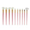 Balare Balare 10-pcs Makeup Brush Sets with Pink Handle OODS0001279