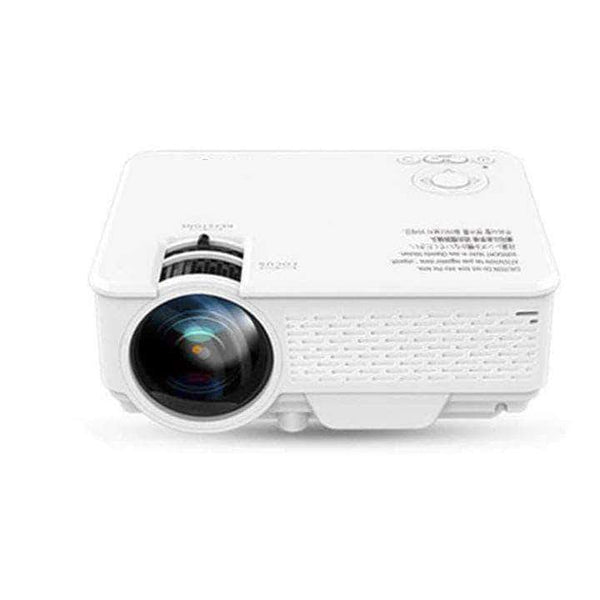 Ballecer Led Mini Projector M4 Plus 720PSupport Full HD Video Beamer for Home Cinema - Ooala