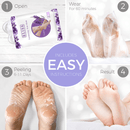 Bliss Bliss™ Foot Peel Masks | Exfoliating Callus Remover for Baby Soft Feet | 2 pairs (4 masks) Bliss™ Foot Peel Masks | Exfoliating Callus Remover for Baby Soft Feet OODS0000355