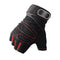 BodyCircuit M BodyCircuit Gym Gloves for Fitness Exercise and Weight Lifting, Red OODS0001063