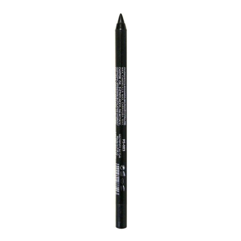 ChicFace Black ChicFace Long-Lasting Eyeliner Pencil | Velvety-Soft and Waterproof OODS0000954