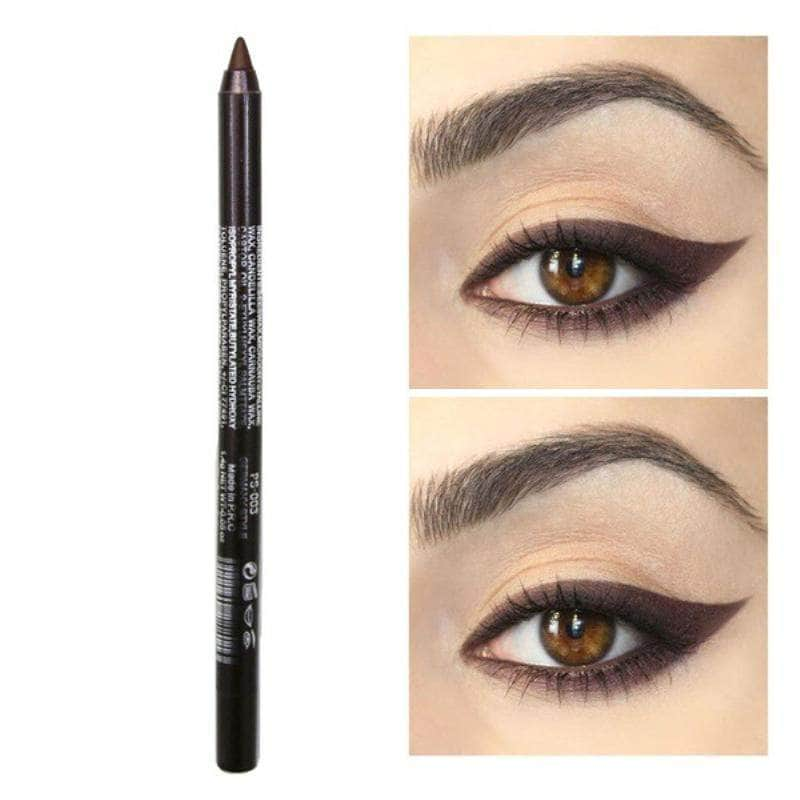 ChicFace Brown ChicFace Long-Lasting Eyeliner Pencil | Velvety-Soft and Waterproof OODS0000955