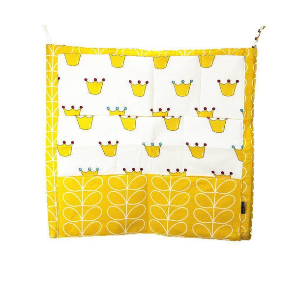 Childom Crown Childom Nursery & Diaper Hanging Organizers for Baby Bed Crib OODS0001472