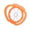 CookBright Orange CookBright Apple Cutter Slicer, Corer and Divider OODS0000897