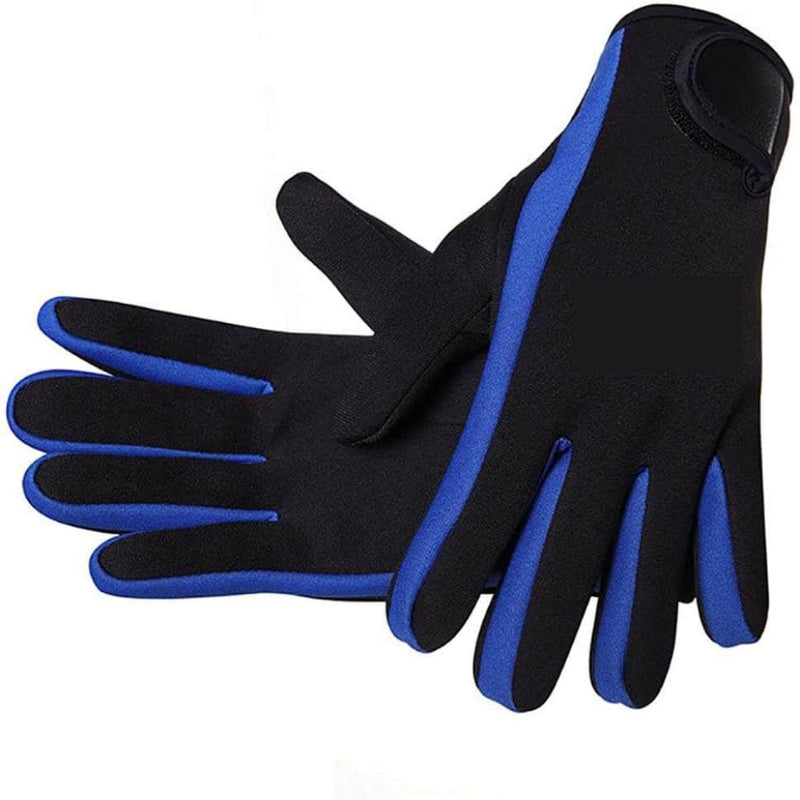 Cysmiq 1.5mm Neoprene Swimming & Diving Gloves, Anti-slip Warm Swimming Gloves