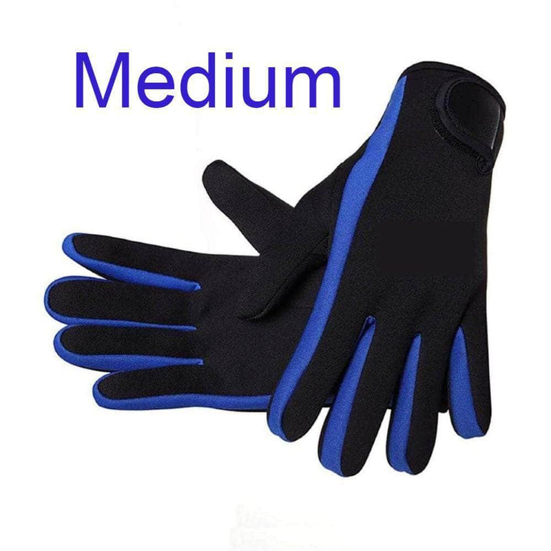 Cysmiq M Cysmiq 1.5mm Neoprene Swimming & Diving Gloves, Anti-slip Warm Swimming Gloves OODS0001402