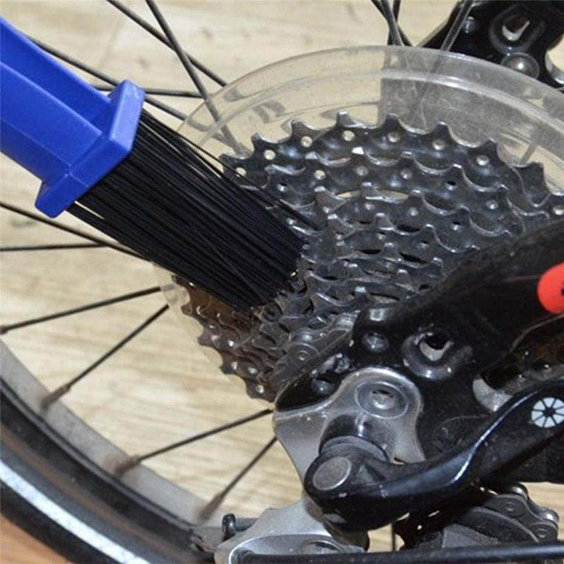 Enervetic Enervetic Bike Cleaning Brush with Crankset Brush OODS0001334