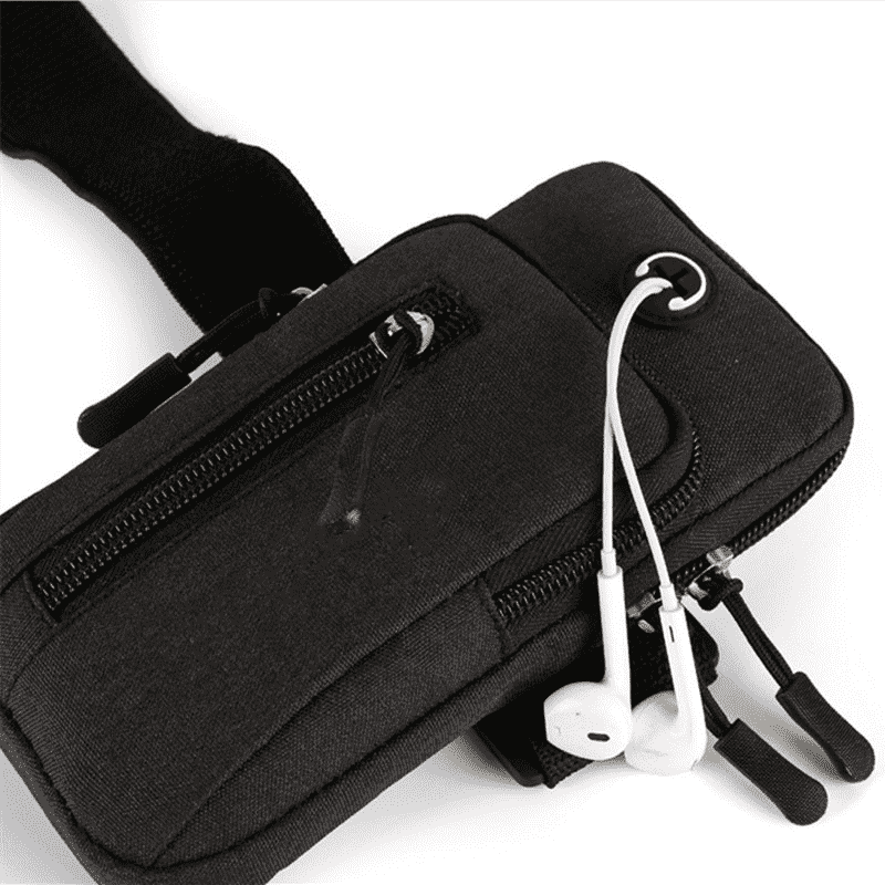 Exelerex Exelerex Arm Package Bag with Headset Hole | Running Men & Women Arm Bag OODS0001344