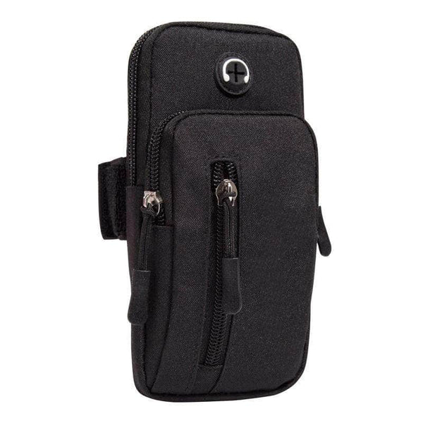 Exelerex Exelerex Phone Arm Bag with Headset Hole | Running Men & Women Arm Bag | 16.8CM OODS0001348