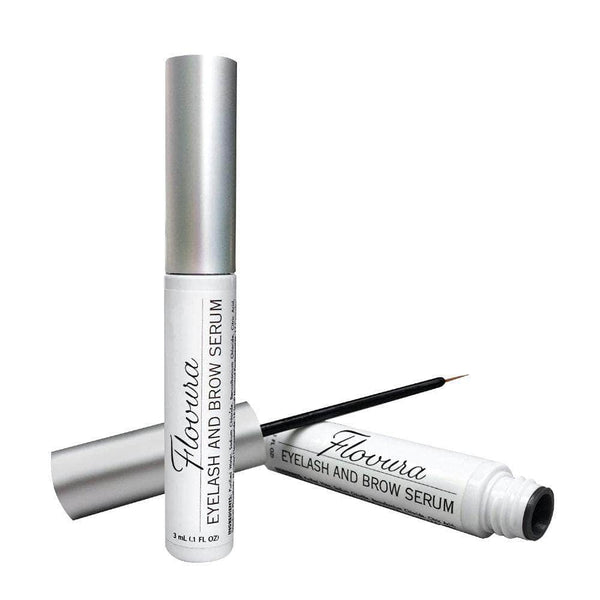 Flovura Flovura™ Eyelash Growth Enhancer & Brow Serum with Biotin & Natural Growth Peptides OODS0000424