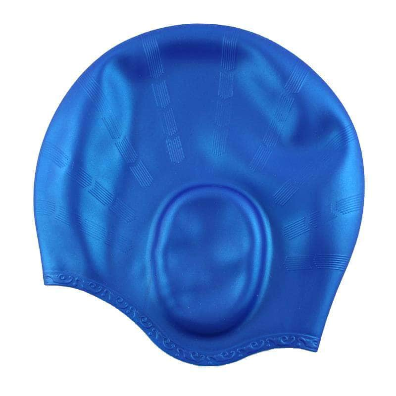 FullSplash Blue FullSplash Swimming Caps | Durable, Flexible and Silicone OODS0000793
