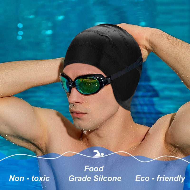 FullSplash FullSplash Swimming Caps | Durable, Flexible and Silicone