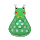 Geoviq Frog Geoviq Toy Storage Mesh with Strong Suction Cups | Toy Bag Net Bathroom Organizer OODS0001245
