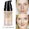 GirlFactor 01 Light Natural GirlFactor Full Cover Liquid Concealer OODS0000816