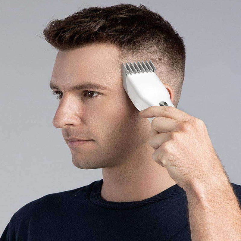 Groomzy Groomzy Cordless Hair Clipper – Two-Speed Control, Fast Charging, and Ultra-Low Noise
