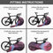 "Hikush Hikush Indoor Bicycle Storage Cover│24 "" 26"" Bike"