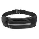 JRag Black Running Waist Bag OODS0000588