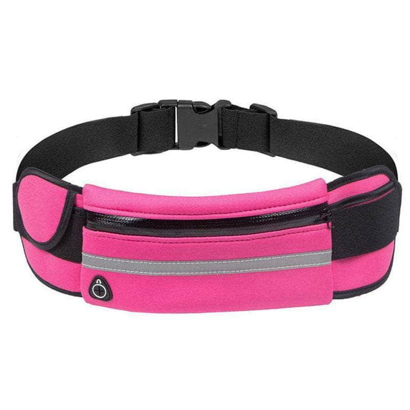 JRag Purple Running Waist Bag OODS0000589
